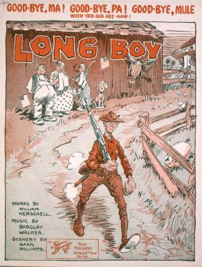 Courtesy Lester Levy Collection of Sheet Music